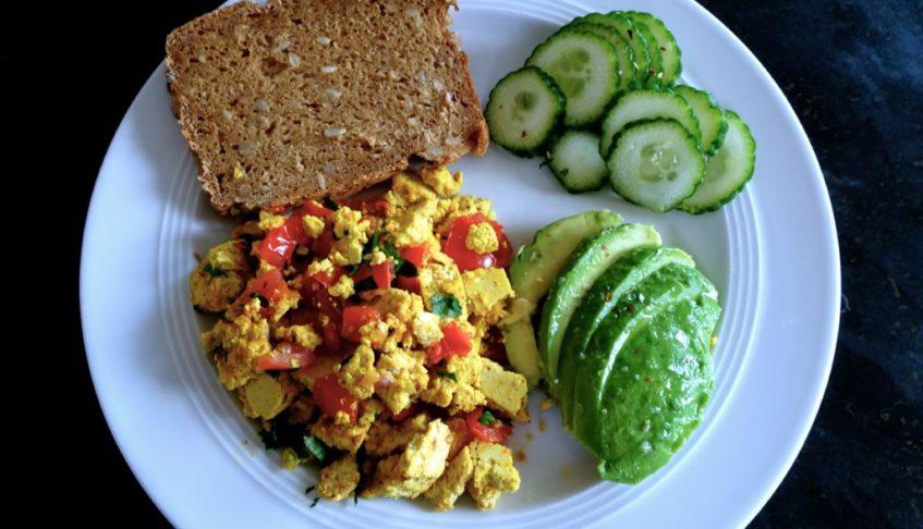Mein veganes Sonntagsfrühstück