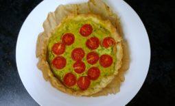 Tomaten-Quiche aka Peterlingkuchen